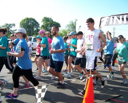 Rhythm & Run 5k Photos