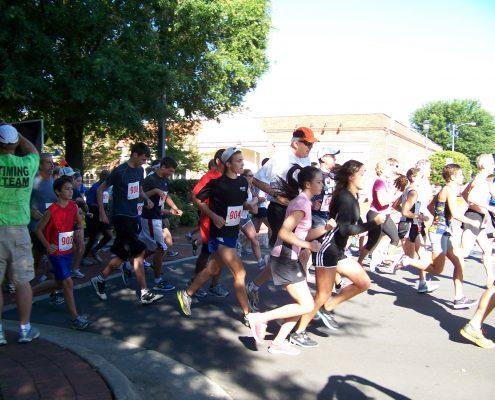 Runners 5k 2012