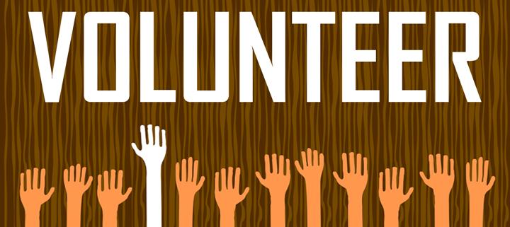 volunteer-hands up-clipart