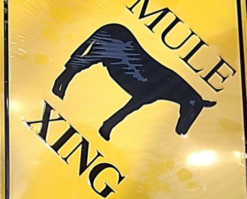 Warren Haynes Exhibit - Mule Sign 2