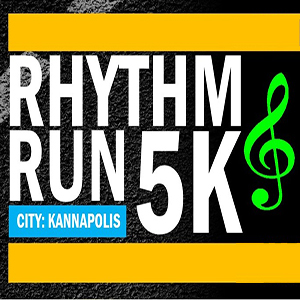 RHYTHM AND RUN 5K Square